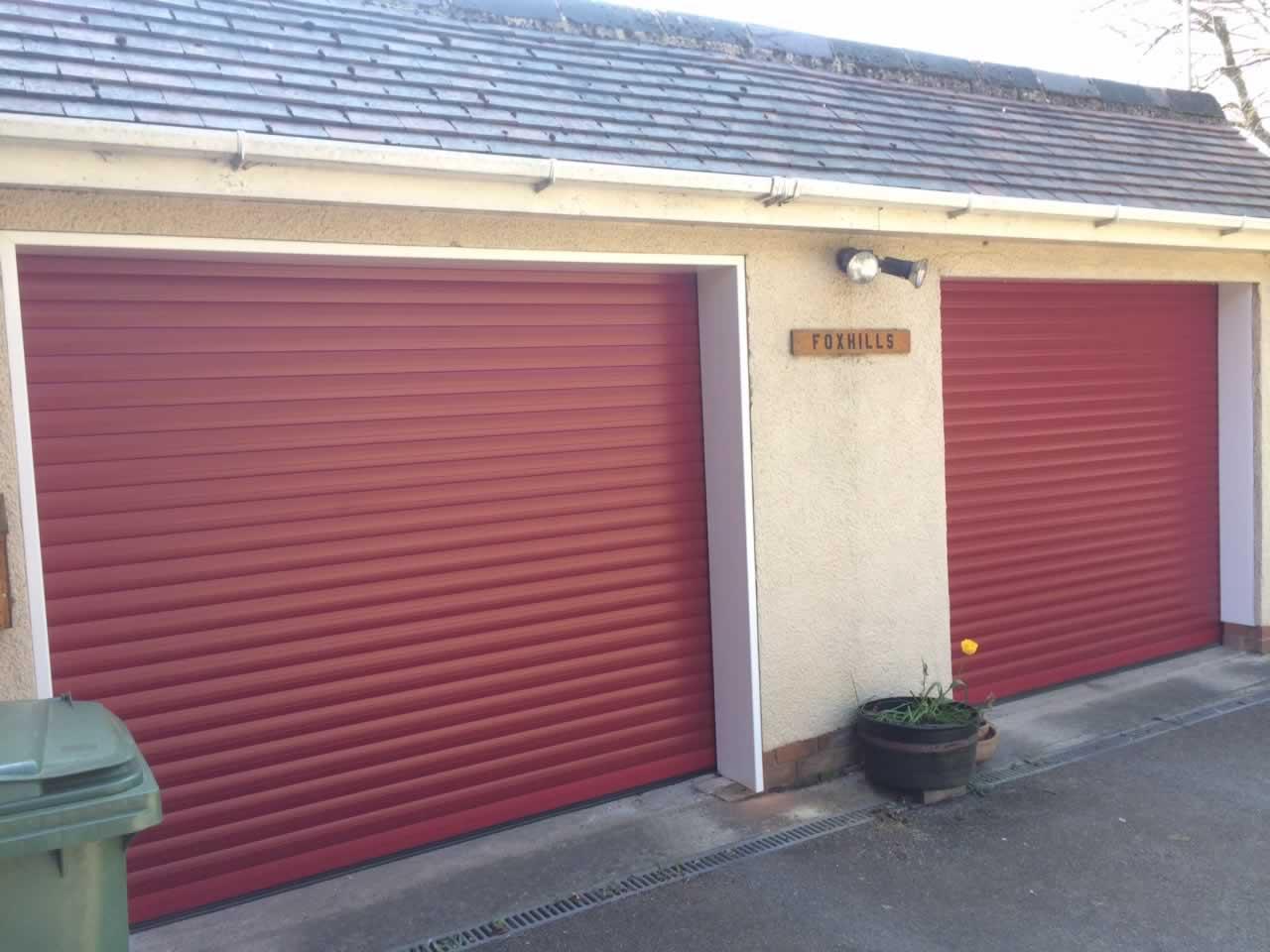 960 #7C3B49 Gallery Roller Garage Doors Progressive Systems (UK) save image Garage Doors Systems 35871280