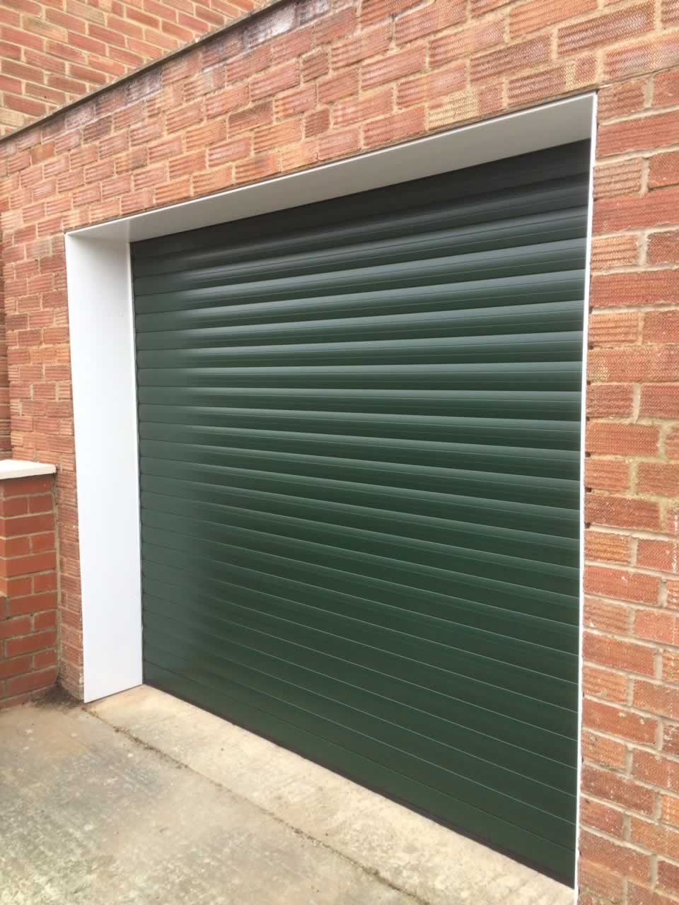 Roller Doors Product : Roller garage doors progressive systems uk